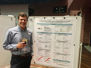 JT at the Viruses and Cells GRC