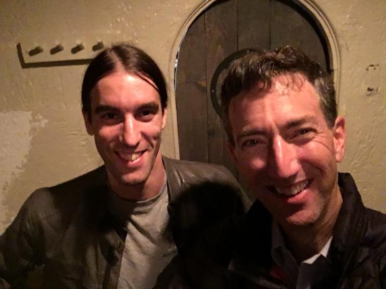 Adam visits Matt at UIUC